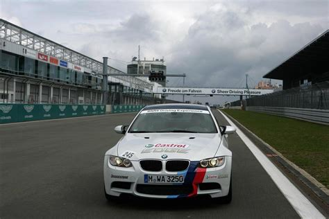 Bmw Full Form In German by Winner Of Castrol Edge Experience Nurburgring The Sequel