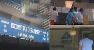 IT officials conducting raids on Narayana group