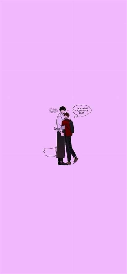 Manhwa Wallpapers Aesthetic Language Webtoon Anime Manga