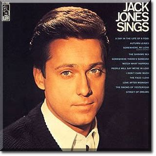 Singer Of Love Boat Theme by Jack Jones Sings Wikipedia