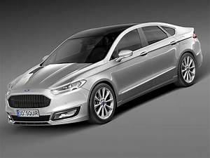 Ford Mondeo Vignale 2017 : 2015 sedan mondeo 3d model ~ Dallasstarsshop.com Idées de Décoration