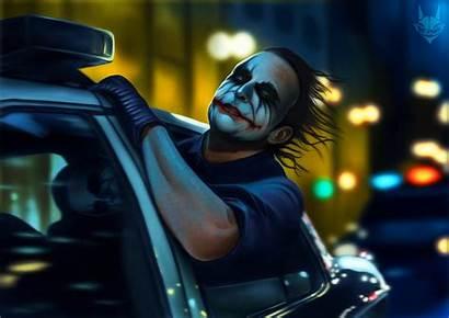 Joker 4k Dark Knight Wallpapers Laptop Resolution