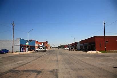 Oklahoma Erick Route 66 Friendly Through Romeo