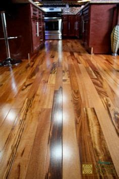 Koa Flooring With Cherry Cabinets by 1000 Images About Flooring Ideas On Wall And