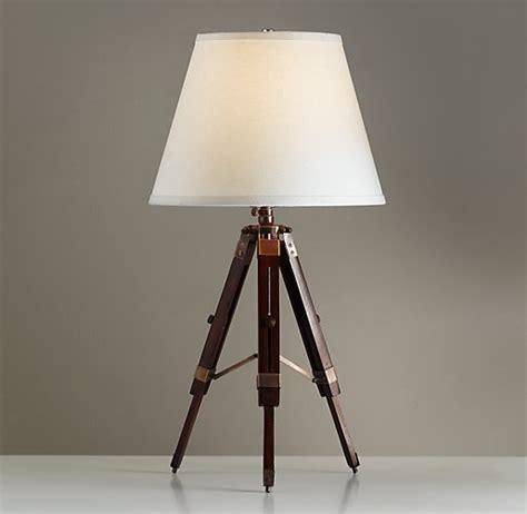 Vintage Nightstand by Surveyor S Table Lamp Base Coffee