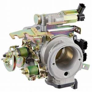 2002 Nissan Frontier Throttle Body Parts From Car Parts