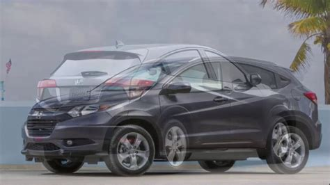 Honda Hrv Modification by New Honda Hr V 2018 New Modification