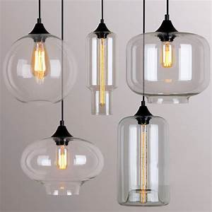 Contemporary glass pendant lights - BlogBeen