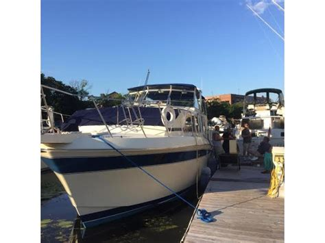 1985 Chris Craft Deck Boat by 1985 Chris Craft 381 Powerboat For Sale In