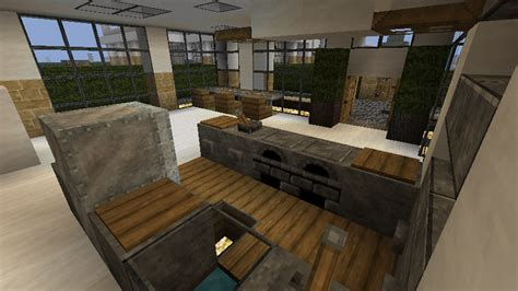 26 awesome pictures minecraft house interior design kitchen minecraft house interior design