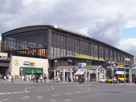 Ubahnhof Zoologischer Garten In Berlin Charlottenburg