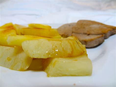 salade verte cuite recette cuisine recette de filet mignon au céleri et aux pommes