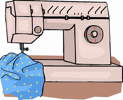 Machine Sewing Clip Clipart Sew Svg Seamstress