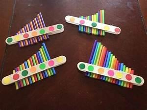 Bricolage A Faire Avec Des Petit : bricolage avec paille my blog ~ Melissatoandfro.com Idées de Décoration