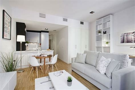 Decorating Ideas For Open Living Room And Kitchen - 20 best small open plan kitchen living room design ideas open plan kitchen living room open