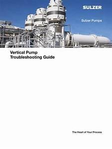 Vertical Pump Troubleshooting Guide