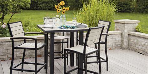poly patio furniture chicpeastudio
