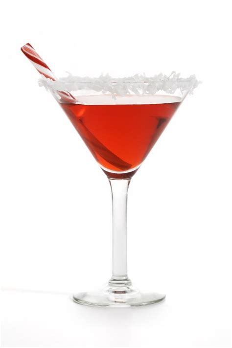 christmas martini festive ways to dress your drink for the holidays