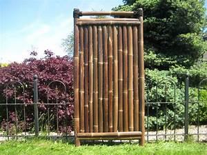 Markise 180 Cm Breit : bambuszaun kajuku 180 cm hoch x 90 cm breit sichtschutz aus bambus bambuszaun ~ Bigdaddyawards.com Haus und Dekorationen