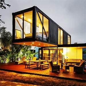 Container Mit Glasfront : container architektur die 5 kreativsten containerh user aus europa ~ Indierocktalk.com Haus und Dekorationen