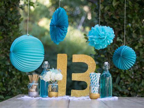 And Blue Birthday Decorations - blue birthday evite