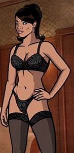 Is Lana Kane the baddest animated chick in the game ...