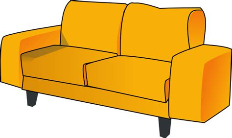 Sofa Clipart by Sofa 20clipart Clipart Panda Free Clipart Images