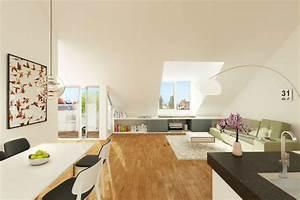 Wohnung Sauber Halten : der dachausbau im neubau vor und nachteile wohnungs ~ Frokenaadalensverden.com Haus und Dekorationen