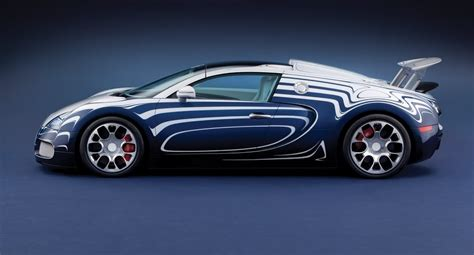 bugatti veyron lorc blanc auto de porcelana cosas unicas