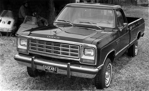 1981 Dodge Power Ram Royal SE W150 - RamZone