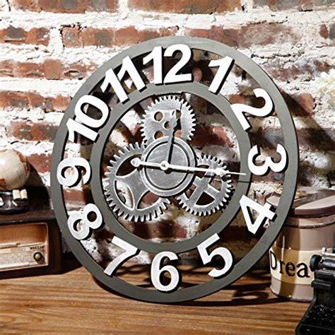 d馗oration cuisine vintage horloge de cuisine 20 jolis modèles pour une décoration unique
