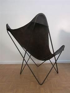 Hardoy Butterfly Chair : vintage knoll hardoy butterfly chair ~ Sanjose-hotels-ca.com Haus und Dekorationen