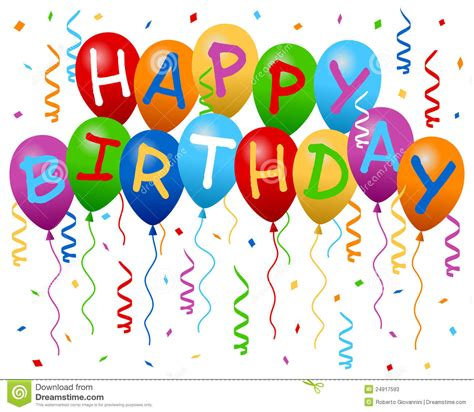Clip Art Happy Birthday To You Clipart