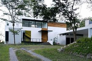 Casa Gutierrez  Modern House Design In El Salvador