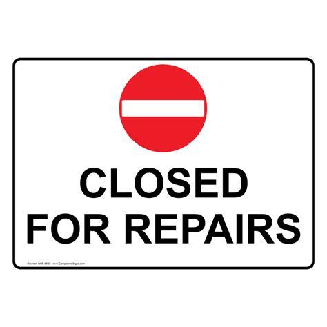 machine process safety lockout maintenance signs