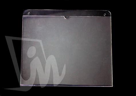 porta documentos ó porta hoja tamaño carta en acrílico 3mm