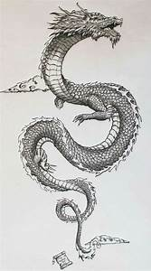 Chinese Dragon | My Next Tattoo | Pinterest | Chinese ...