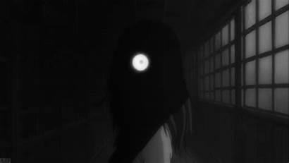 Anime Scary Dark Horror Veins