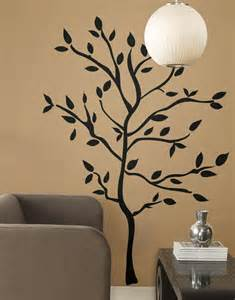 tree wall decals black tree branches wall sticker large