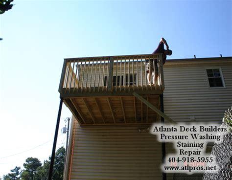 duluth ga deck builders deck repair staining