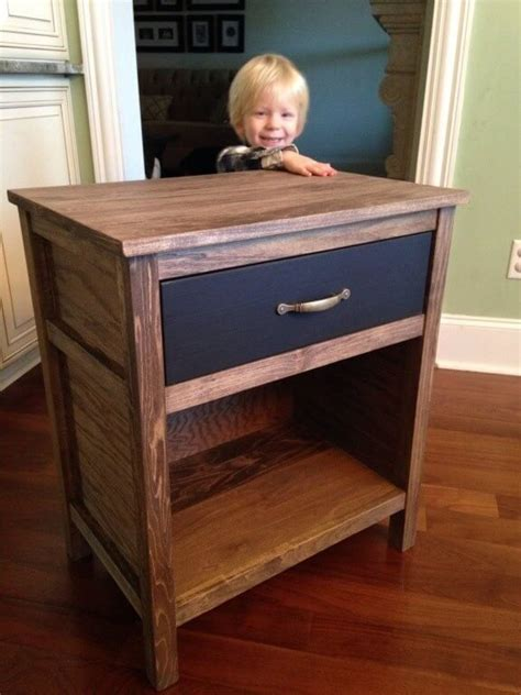 diy cooper nightstand  plans rogue engineer