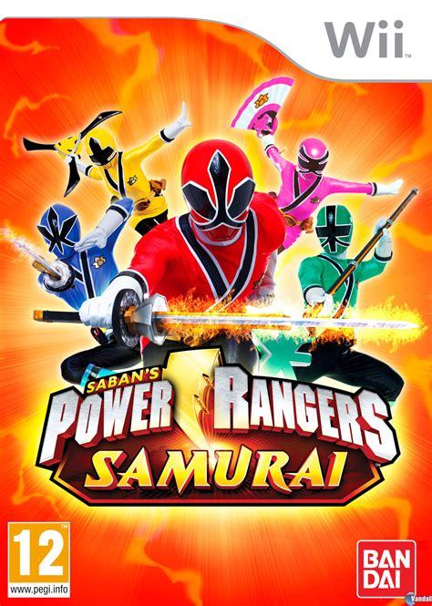 ranger wii u power rangers samurai toda la informaci 243 n wii vandal