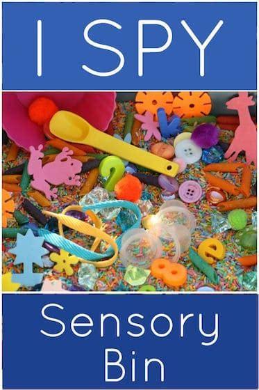 i sensory bin for preschoolers happy hooligans 876   I spy sensory bin for preschool