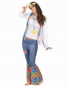 Disfraz Hippie Mujer Disfraces Adultosy Disfraces