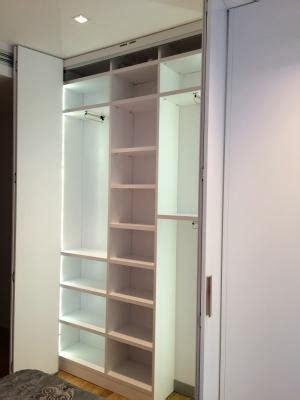 Sinonimo Di Ripostiglio progettazione di una cabina armadio