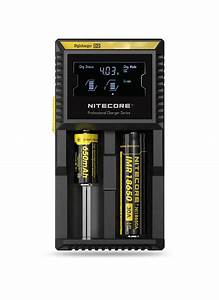 Nitecore D2 Multi Chemistry Intelligent Battery Charger