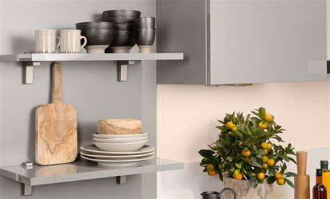 etagere cuisine design les étagères