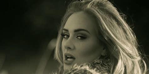 Adele's 'hello' Breaks Us Chart Record As Singer Is