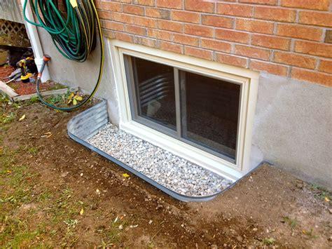Sealing Basement Window Ideas — New Home Design Ideas