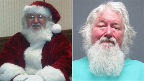 'Santa Claus,' 66, Arrested With Crack Pipe and Empty Bags ...